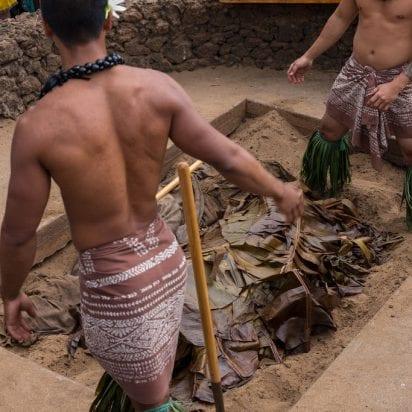 Sheraton Kaanapali Maui Nui Luau (Traditional)