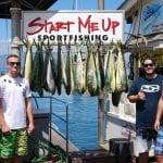 Start Me Up - All Fishing Charters (Sports Fishing)