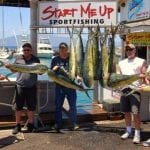 Start Me Up - All Fishing Charters (Harbor)