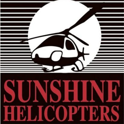 Sunshine Helicopters - West Maui and Molokai - 60 Minute Flight (Logo)