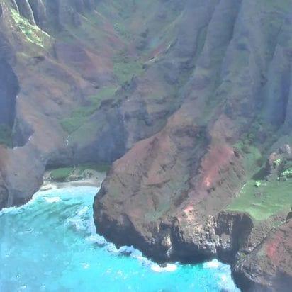 Sunshine Helicopters - West Maui and Molokai - 60 Minute Flight (Maui Mountains)