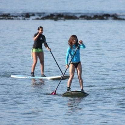 Surf Shack-Stand Up Paddle Lessons (Stand Up)
