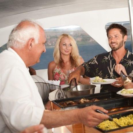 Teralani - Sunset Dinner Sail (Buffet)