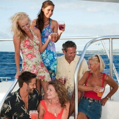 Teralani - Sunset Dinner Sail (Adult Only)
