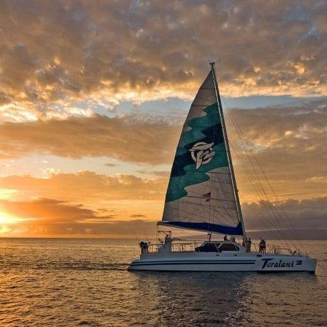 Teralani - Sunset Dinner Sail (Sunset Sail)