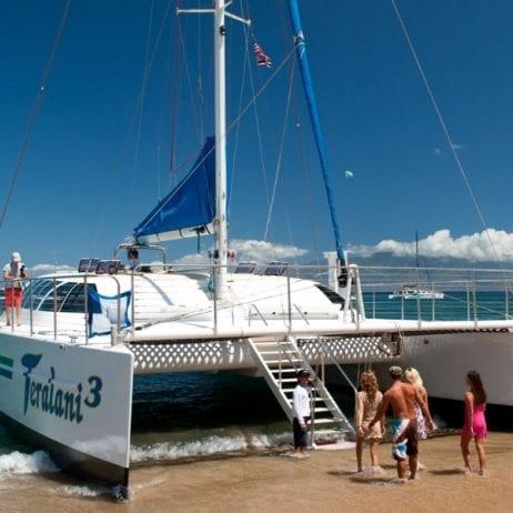 Teralani - West Maui Premier Snorkel Sail (Check In Time)