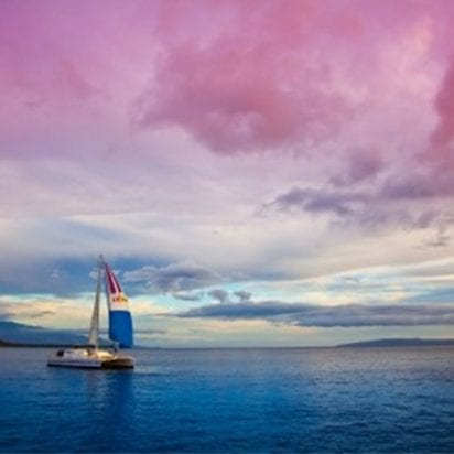 Trilogy - Captain's Sunset Dinner Sail (Pink Sky)