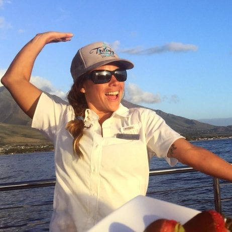Trilogy - Captain's Sunset Dinner Sail (Staff)