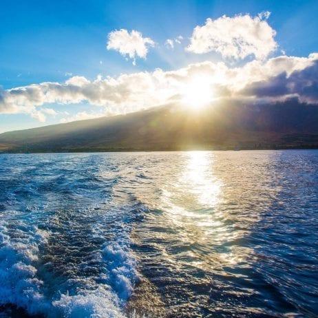 Trilogy - Captain's Sunset Dinner Sail (Ocean Sunset)