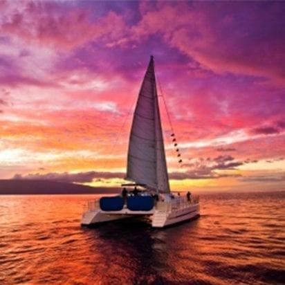 Trilogy - Captain's Sunset Dinner Sail (Sunset Sail)