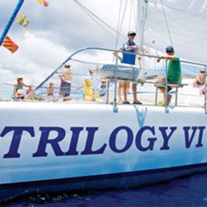 Trilogy - Captain's Sunset Dinner Sail (Trilogy 6)