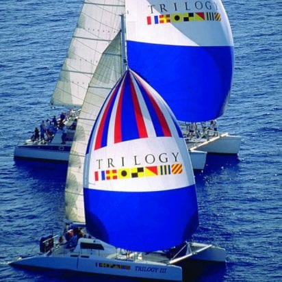 Trilogy - Discover Kaanapali Snorkel Sail (Trilogy Boat)