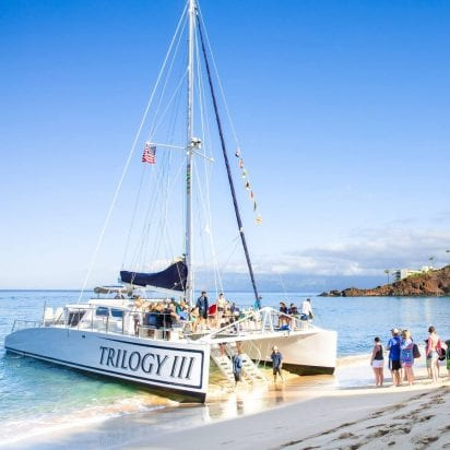 Trilogy - Discover Kaanapali Snorkel Sail (Check In Time)