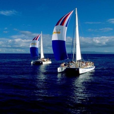 Trilogy - Discover Kaanapali Snorkel Sail (Sailing Catamaran)