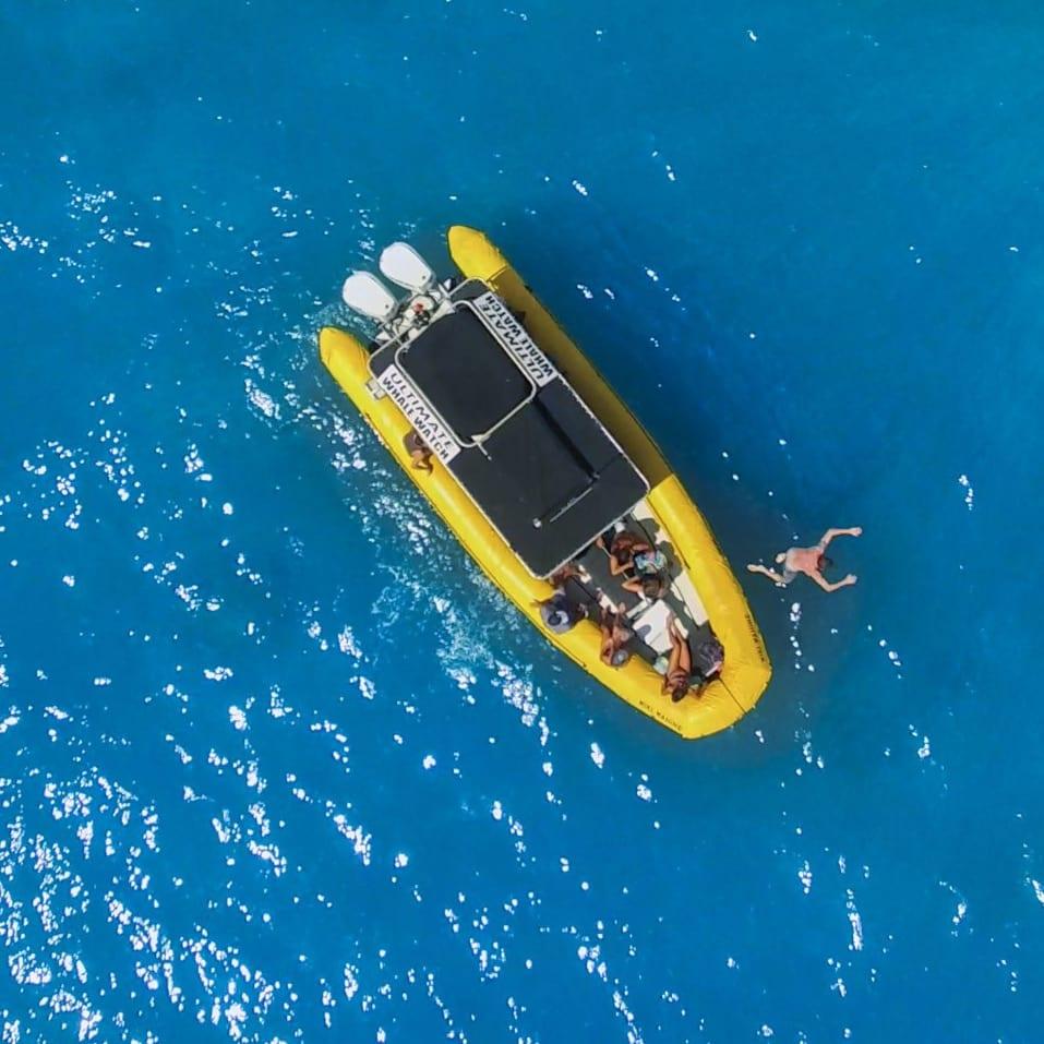 Ultimate Rafting and Snorkel – Lanai Snorkeling