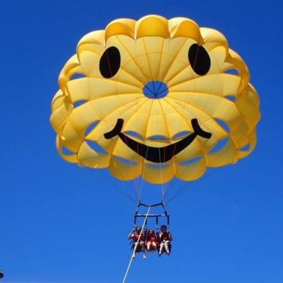 West Maui Parasail - Early Bird and Noon 800ft or 1200ft (Parasailing Adventure)