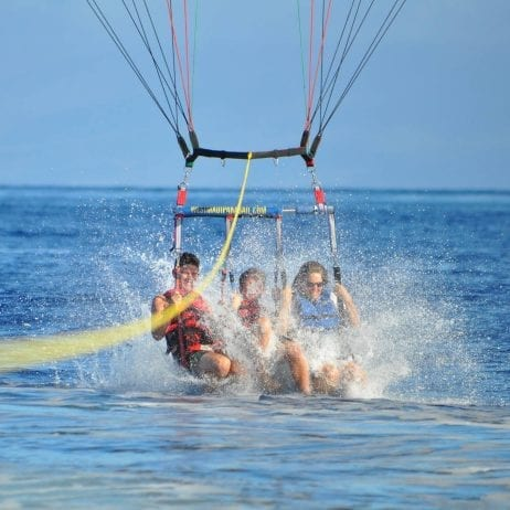 West Maui Parasail - Early Bird and Noon 800ft or 1200ft (Triple)