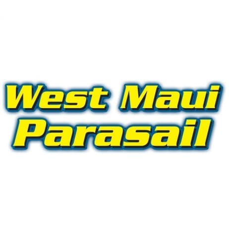 West Maui Parasail - Early Bird and Noon 800ft or 1200ft (Logo)