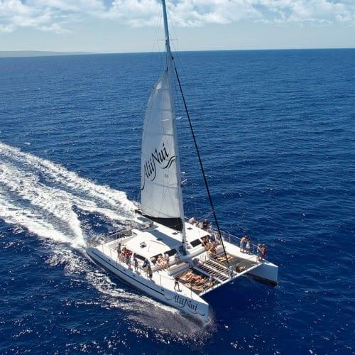 Alii Nui Maui – Luxury Molokini Snorkel Tours
