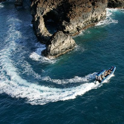 Maui's best blue water rafting 573