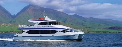 Expeditions Maui-Lanai ferry Lahaina HI 548