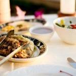 Dinner food choices - 2462