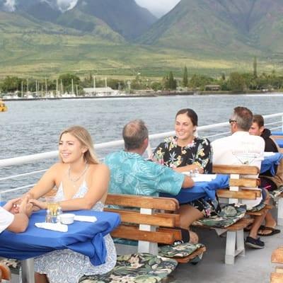 Lahaina Dinner Cruise 16