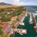 Lahaina harbor map 30