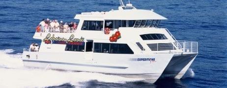 Lanai ferry Maui boat 545