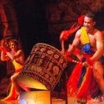 Hyatt Maui Luau performers - 2052