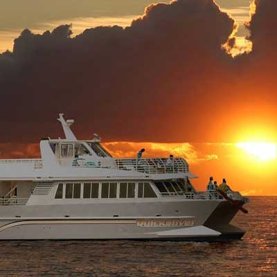 Quicksilver – Sunset Dinner Cruise