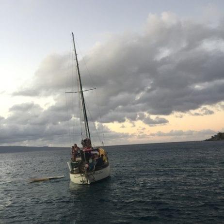 Maui Sailing Floats - 2192