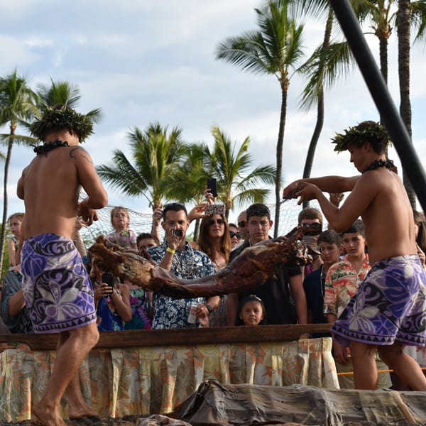 Grand Wailea Luau – Regular Seating