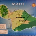 Maui map harbor 174