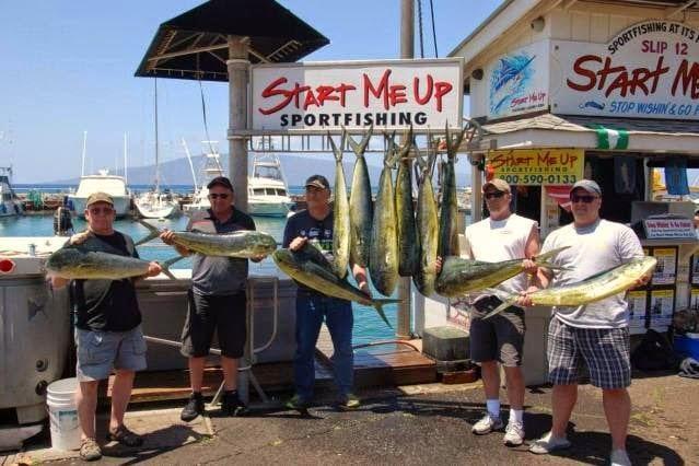 Start Me Up Sportfishing
