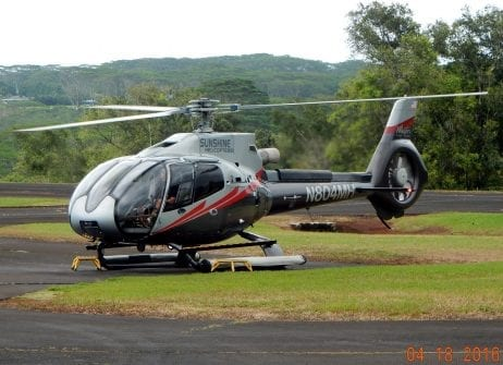 Helicopters collide in hawaii 2932