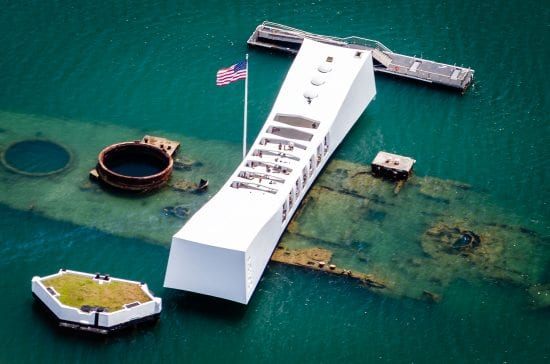 Pearl Harbor tours from Maui - 2763