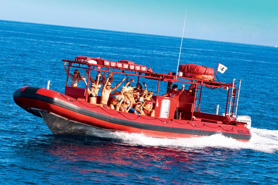 Redline Rafting Kihei Hi 2847