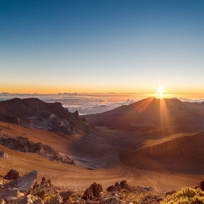 Haleakala Sunrise Tour - 2691