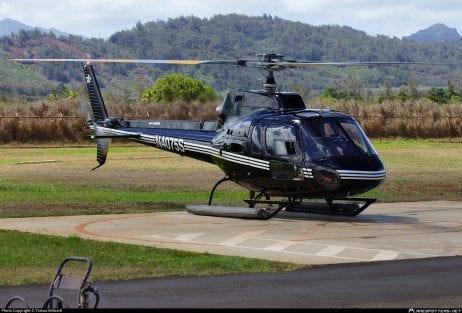 Sunshine helicopters hapuna 2930