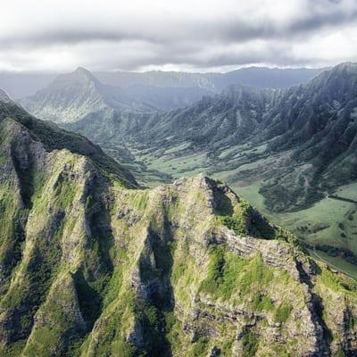 Sunshine Helicopters – Hana and Haleakala – 45 Minutes