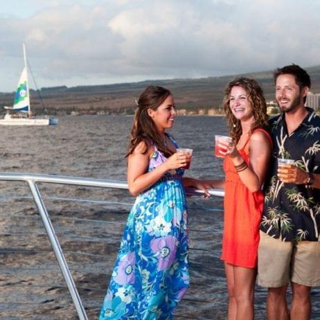 Hawaii Teralani ocean sunset sail 233