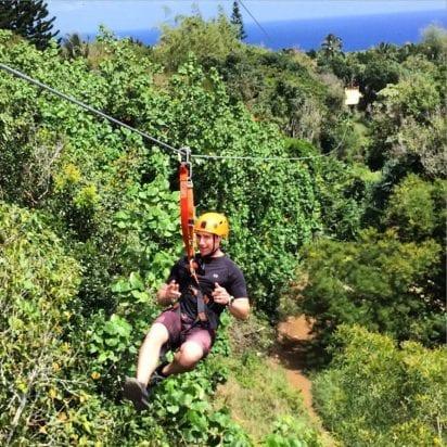 Maui Zipline Tours - 2755