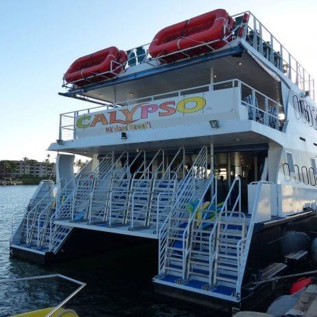 Calypso Maui - Maalaea Sunset Dinner Cruise (Maalaea Sunset Boat)