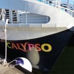Calypso Maui - Maalaea Sunset Dinner Cruise (Calypso Logo)