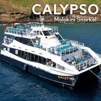 Calypso Molokini Snorkel tour 37