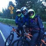 Bike trio - 2596