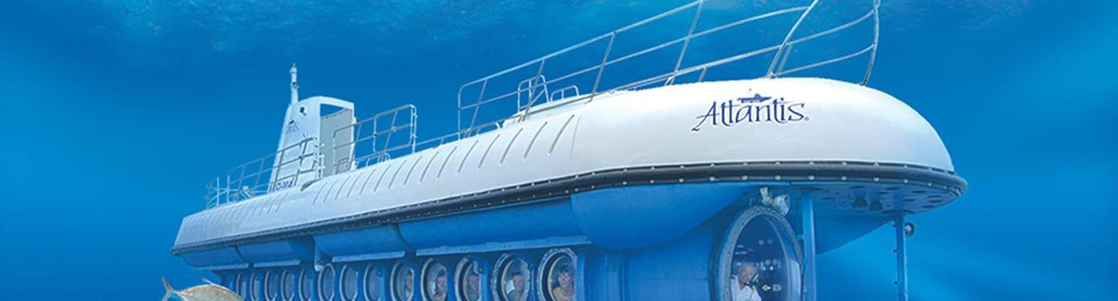 Atlantis Submarine Maui Hawaii - 2104