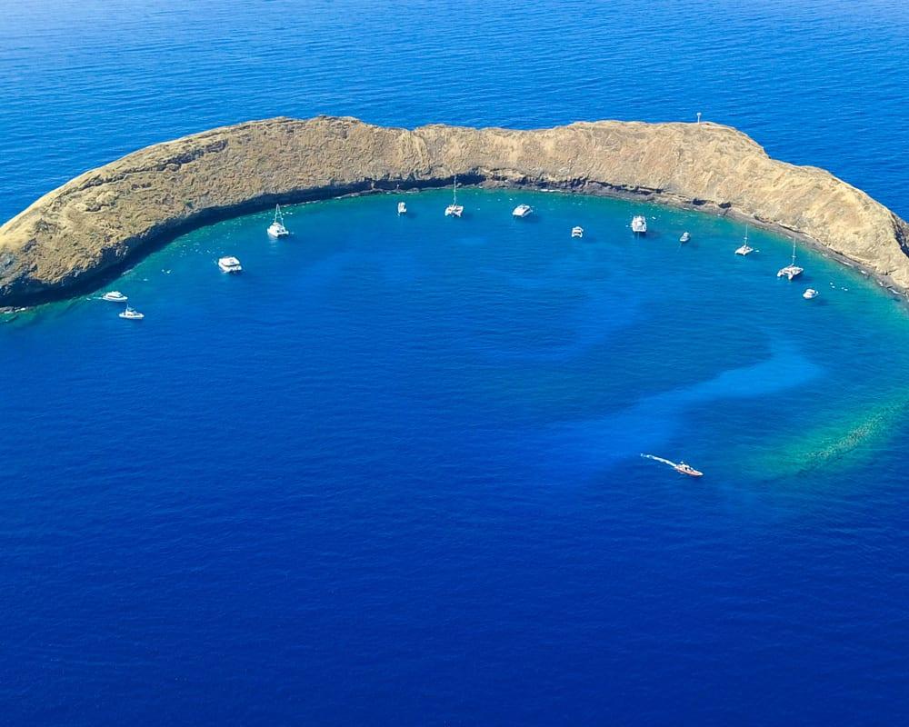 Molokini Snorkel Maui Hawaii - 2126