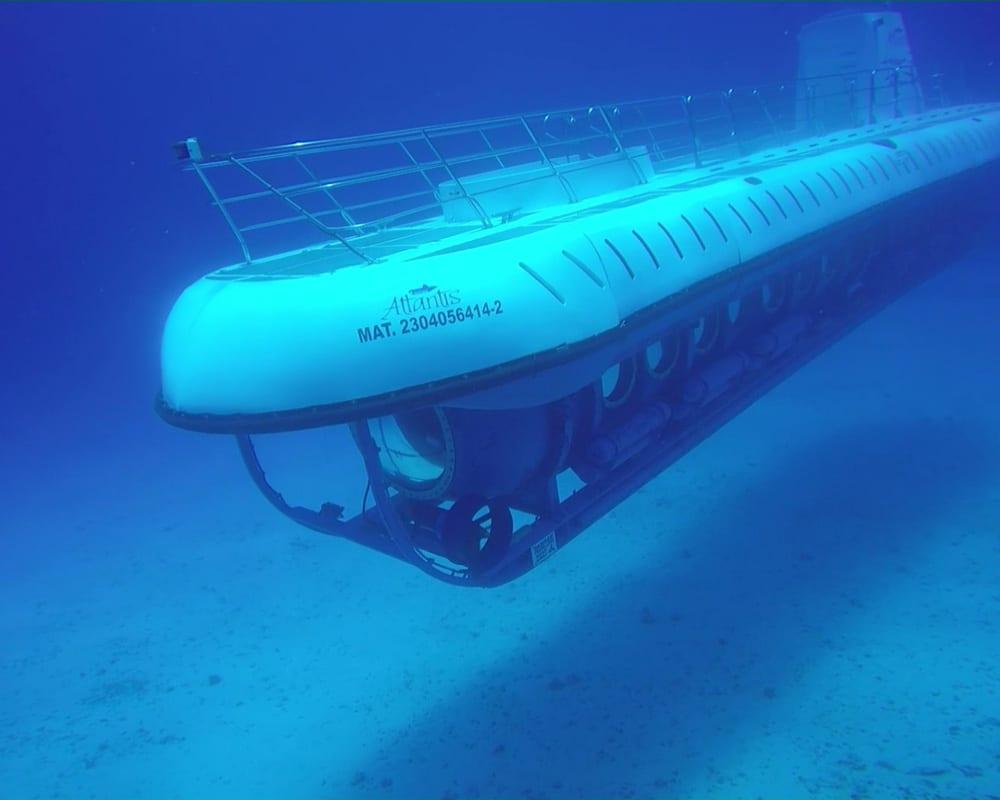 Atlantis Submarine Maui Hawaii - 2127